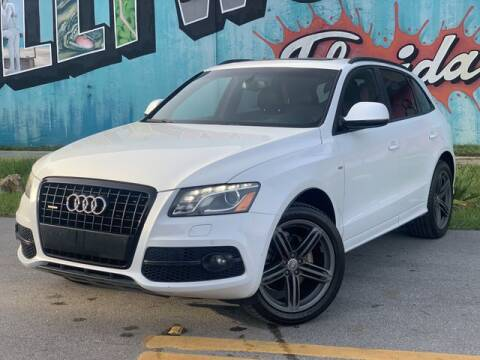 2012 Audi Q5 for sale at Palermo Motors in Hollywood FL