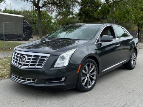 2013 Cadillac XTS for sale at Palermo Motors in Hollywood FL