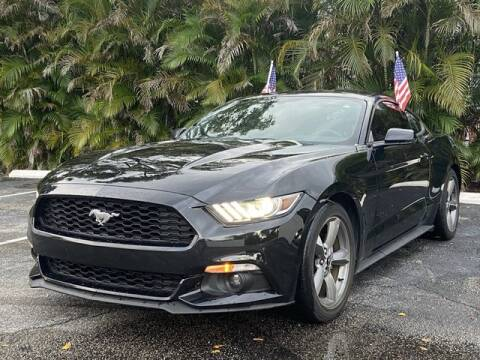 2016 Ford Mustang for sale at Palermo Motors in Hollywood FL
