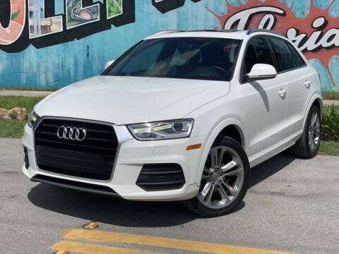 2016 Audi Q3 for sale at Palermo Motors in Hollywood FL
