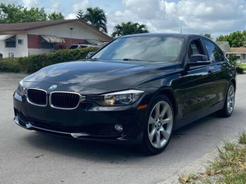 2013 BMW 3 Series for sale at Palermo Motors in Hollywood FL