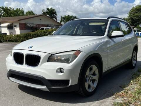 2013 BMW X1 for sale at Palermo Motors in Hollywood FL