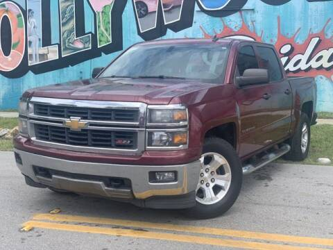 2014 Chevrolet Silverado 1500 for sale at Palermo Motors in Hollywood FL