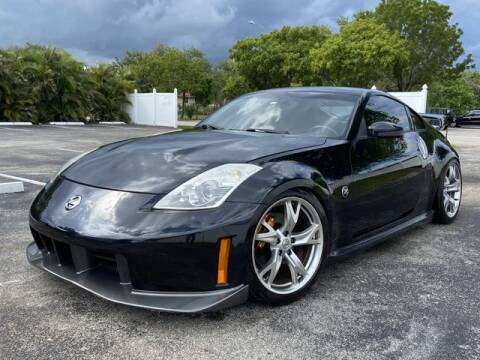 2008 Nissan 350Z for sale at Palermo Motors in Hollywood FL