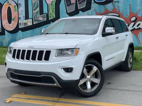2014 Jeep Grand Cherokee for sale at Palermo Motors in Hollywood FL