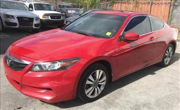 2012 Honda Accord for sale in Hollywood, FL