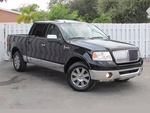 2006 Lincoln Mark LT for sale in Hollywood, FL