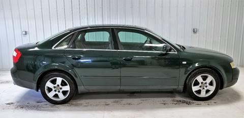 Used Audi A For Sale In Waukegan IL Carsforsalecom - 2002 audi quattro