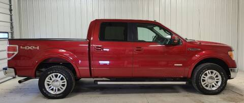 2012 Ford F-150 for sale at Ubetcha Auto in St. Paul NE