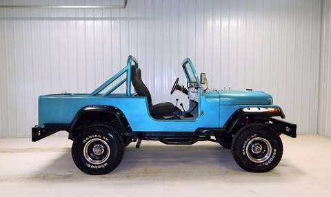 1982 Jeep Scrambler for sale in St. Paul, NE