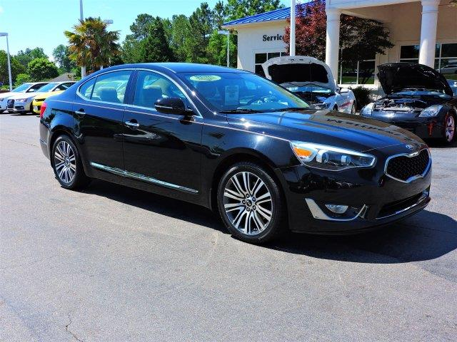 2014 Kia Cadenza for sale at Auto Finance of Raleigh in Raleigh NC