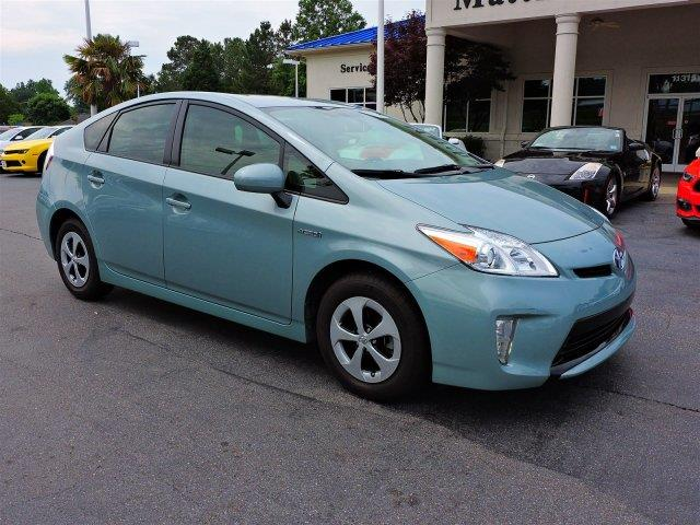2013 Toyota Prius for sale at Auto Finance of Raleigh in Raleigh NC