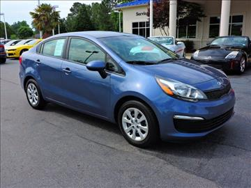 2016 Kia Rio for sale at Auto Finance of Raleigh in Raleigh NC