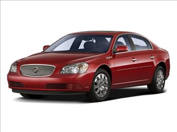 2009 Buick Lucerne for sale at Auto Finance of Raleigh in Raleigh NC