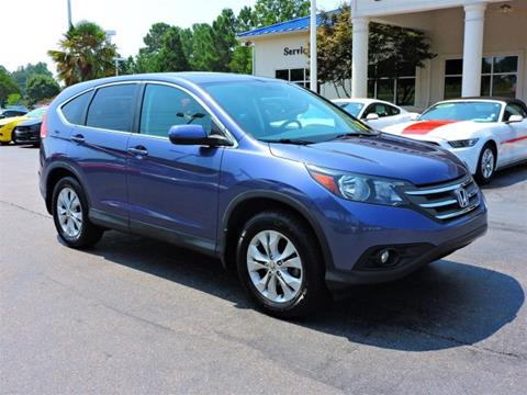 2014 Honda CR-V for sale at Auto Finance of Raleigh in Raleigh NC