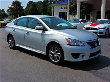 2014 Nissan Sentra for sale at Auto Finance of Raleigh in Raleigh NC