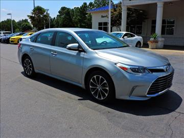 2016 Toyota Avalon for sale at Auto Finance of Raleigh in Raleigh NC