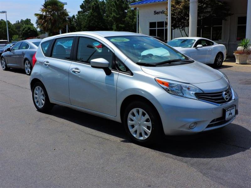 2016 Nissan Versa Note for sale at Auto Finance of Raleigh in Raleigh NC