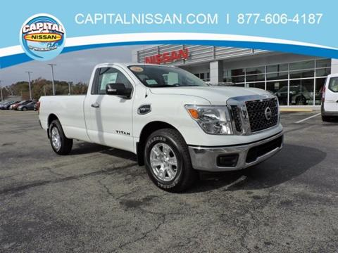Nissan Titan For Sale >> Nissan Titan For Sale Carsforsale Com