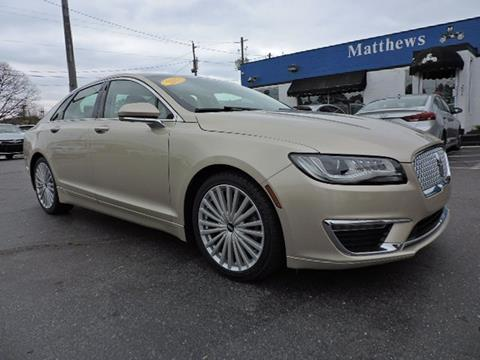 2017 Lincoln MKZ for sale in Raleigh, NC