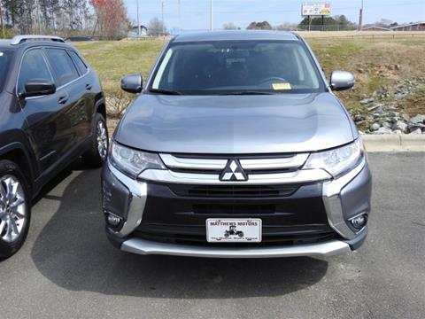 2018 Mitsubishi Outlander for sale in Raleigh, NC
