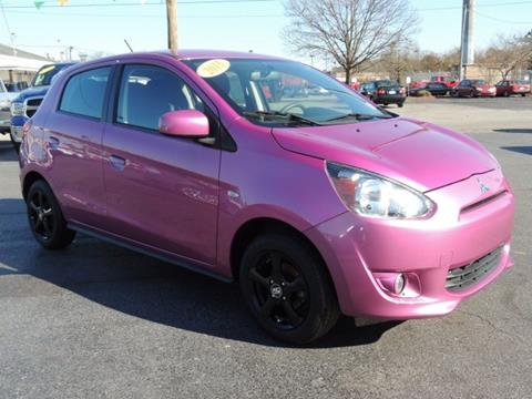 2015 Mitsubishi Mirage for sale in Raleigh, NC