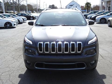 2015 Jeep Cherokee for sale in Raleigh, NC