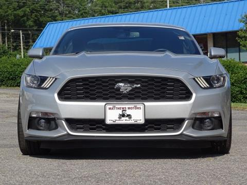 2017 Ford Mustang for sale in Raleigh, NC