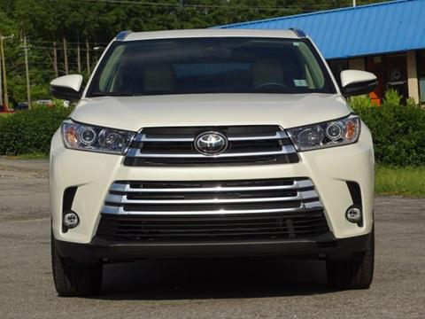 2019 Toyota Highlander for sale in Raleigh, NC