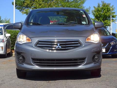 2019 Mitsubishi Mirage G4 for sale in Raleigh, NC