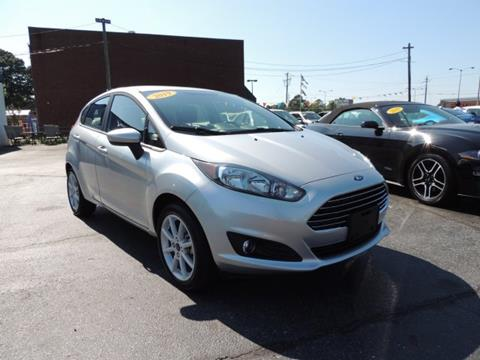 2019 Ford Fiesta for sale in Raleigh, NC