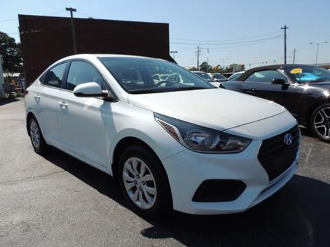 2018 Hyundai Accent for sale in Raleigh, NC