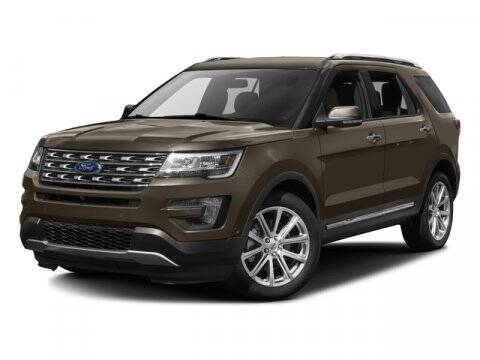 2016 Ford Explorer for sale at Auto Finance of Raleigh in Raleigh NC