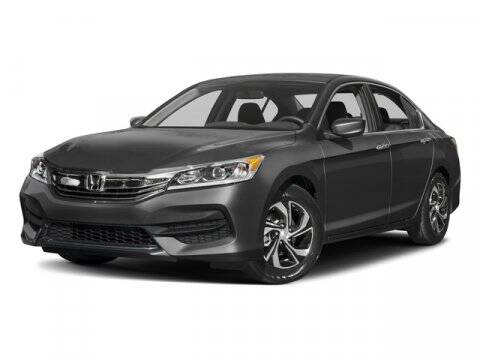 2017 Honda Accord for sale at Auto Finance of Raleigh in Raleigh NC