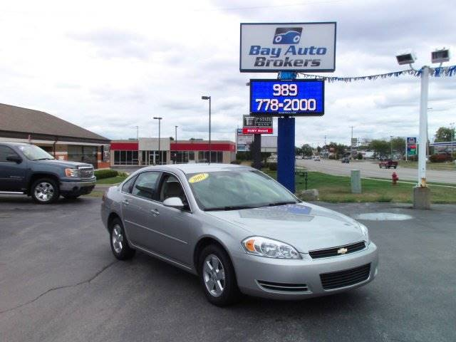 2007 Chevrolet Impala for sale at Bay Auto Brokers in Bay City MI