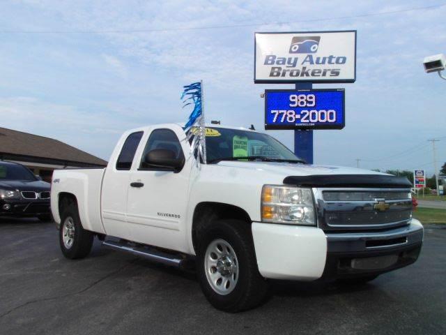 2011 Chevrolet Silverado 1500 for sale at Bay Auto Brokers in Bay City MI