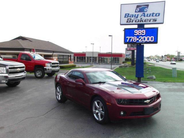 2010 Chevrolet Camaro for sale at Bay Auto Brokers in Bay City MI
