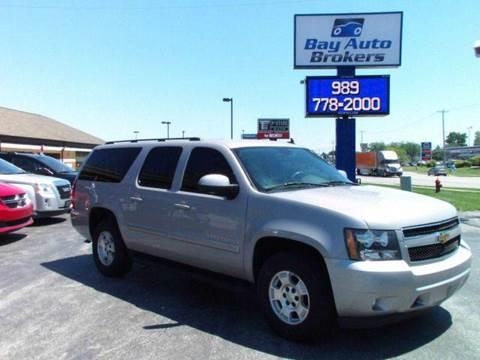 2007 Chevrolet Suburban for sale at Bay Auto Brokers in Bay City MI