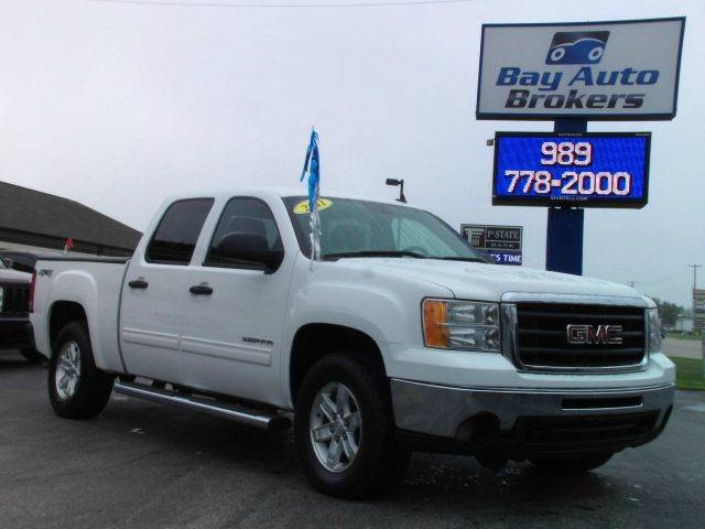 2011 GMC Sierra 1500 for sale at Bay Auto Brokers in Bay City MI