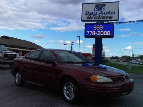 2002 Pontiac Grand Am for sale in Bay City, MI
