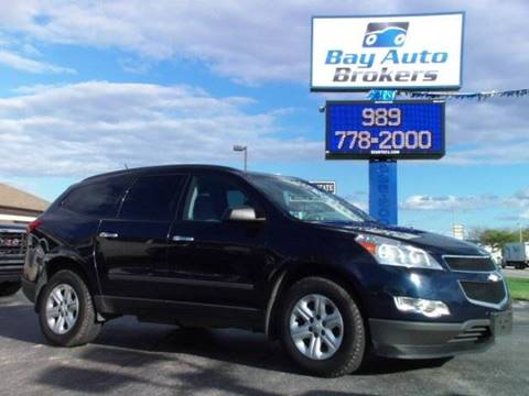 2012 Chevrolet Traverse for sale in Bay City, MI