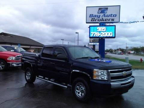 2009 Chevrolet Silverado 1500 for sale in Bay City, MI