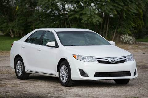 2013 Toyota Camry for sale in Goshen, IN