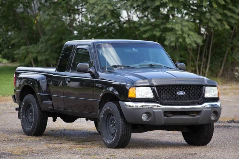Ford Ranger Dr SuperCab XLT WD Styleside SB In Goshen IN - 2001 ranger