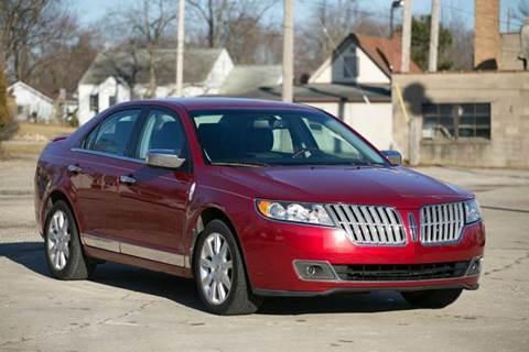 2011 Lincoln MKZ for sale in Goshen, IN