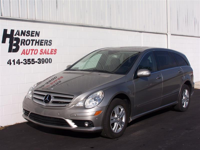 2008 Mercedes-Benz R-Class AWD R 350 4MATIC 4dr Wagon In ...