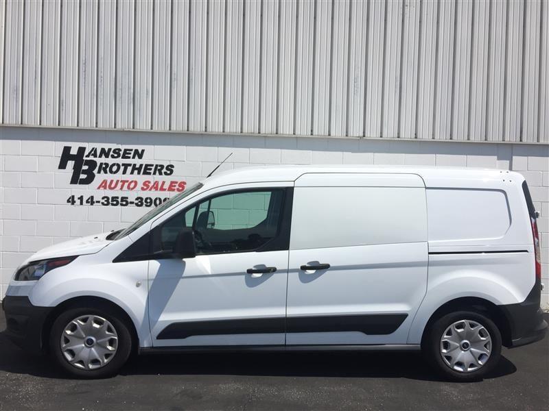 7308cd4a6a 2015 Ford Transit Connect Cargo XL 4dr LWB Cargo Mini-Van w Rear ...