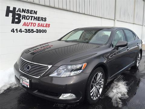 2008 Lexus LS 600h L for sale in Milwaukee, WI
