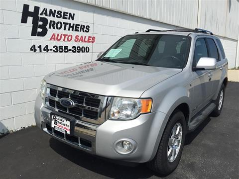 Brothers Auto Sales >> Hansen Brothers Auto Sales Car Dealer In Milwaukee Wi