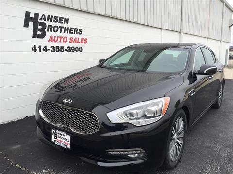 K900 For Sale >> Kia K900 For Sale In Milwaukee Wi Hansen Brothers Auto Sales